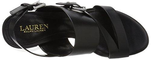 Lauren Florin Lauren Women's Heeled Black Ralph Sandal Fq55nOgr