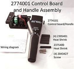 Minn Kota Maxxum / Riptide Hand Control Board #2774001