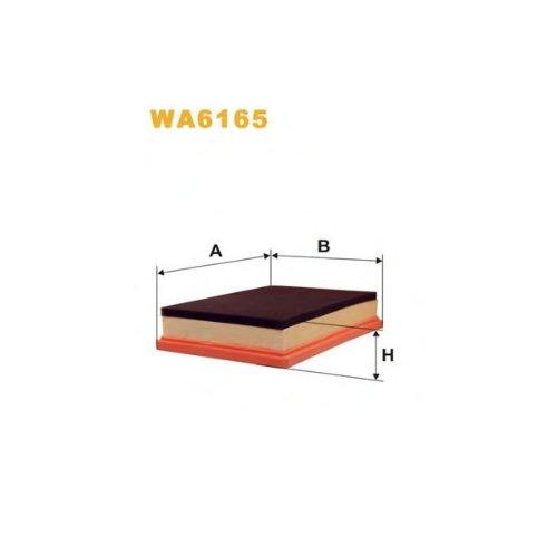 Wix Filter WA6165 Air Filter: