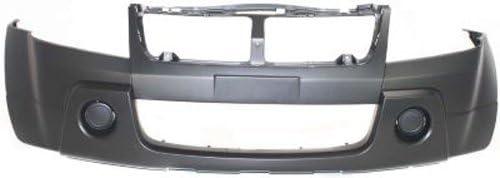 Crash Parts Plus Primed Front Bumper Cover Replacement for 2006-2008 Suzuki Grand Vitara