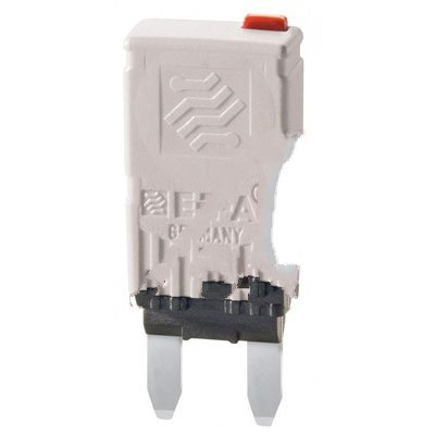 E-T-A Circuit Protection and Control 1620-3-25A , CIRCUIT BREAKER; 25A TYPE 3 MANUAL RESET SAE J553 MINI THERMAL 25a Thermal Circuit Breaker