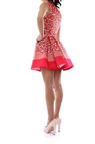 Coral Mujer Vestido Elisabetta Ab67391e2 Franchi pw0qY4Ifx