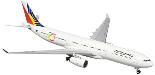 Gemini200 Philippines A330-300 '75th' Airplane Model