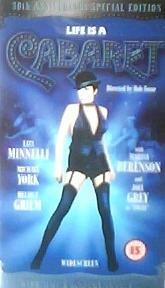 Cabaret VHS