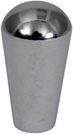 M3.5 x .6 metric size only Chrome plated Metal toggle switch knob tip