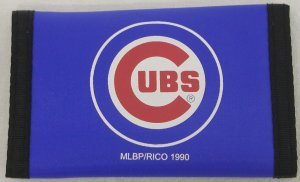 Chicago Cubs Trifold Wallet *SALE*