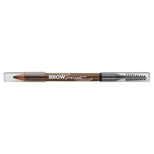 Amazon.com : Maybelline New York Eyestudio Brow Precise Shaping Pencil, Blond, 0.02 Ounce : Beauty