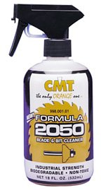CMT Formula 2050 Blade and Bit Cleaner 5 Gallon