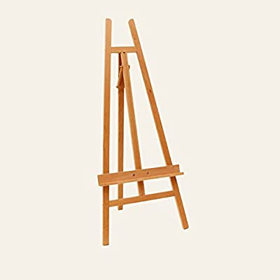 Easels Solid Wood Sketchpad Folding Bracket Artist Oil Painting Tripod Disaplay Stand For Drawing Board Sketching Painting