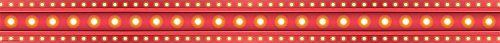 Teacher Created Resources Red Marquee Straight Border Trim (5891)