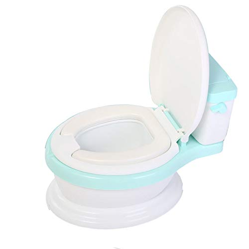 Potties Baby Trainer Potty Toilet Training Seat by Speed4z Portable Plastic Children's Pot Plastic Child Potty Trainer Kids Indoor WC Baby Potty Chair