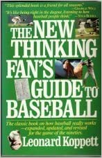 Livres en ligne à lire gratuitement sans téléchargement en ligne The New Thinking Fan's Guide to Baseball First Thus edition by Koppett, Leonard (1991) Paperback PDB