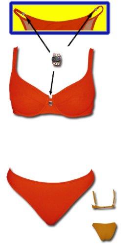 Bikini E-Cup Luna Kironga