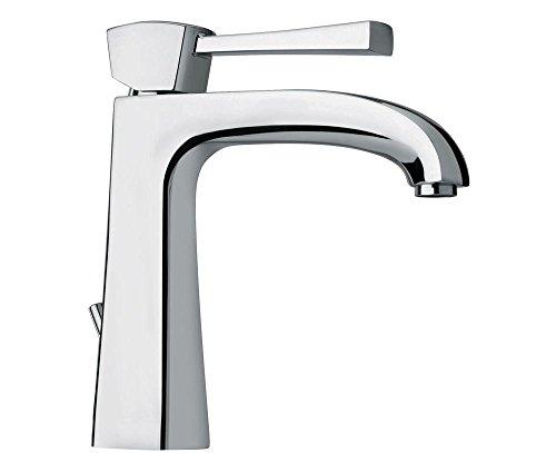 La Toscana 89CR211 Lady Single Handle Lavatory Faucet with Pop-Up Drain, Chrome by La Toscana