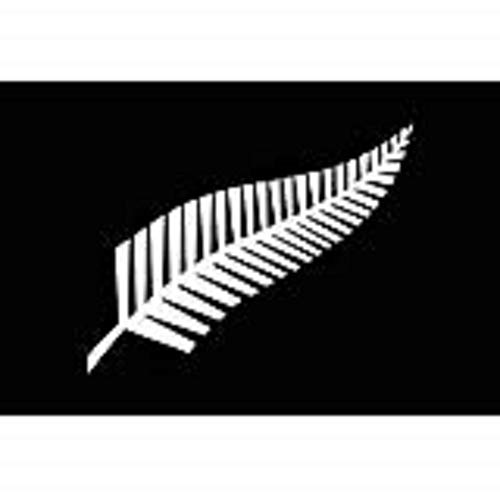 New Zealand Silver Fern Flag 3'x5' Country Banner