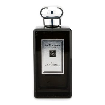 Jo Malone Oud & Bergamot Cologne Intense 3.4 oz Cologne Spray Originally Unboxed