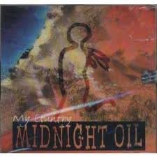 Midnight Oil My Country
