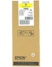 [Original] Epson T948 Black Cyan Magenta Yellow Ink Cartridge For WF-C5290 WF-C5790 (Yellow)
