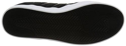Negbas Daily Plamet EU adidas Negbas 40 Negro Zapatilla de del W Qt Cloudfoam para Mujer Lx Cuello Baja Deporte p5Uax5q6