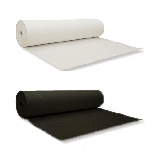Plancha con fieltro adhesivos 2025dc 4 m weiß: Amazon.es: Hogar