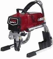 WAGNER SPRAY TECH 805-000 Titan Impact 440 Piston Pump Pa...