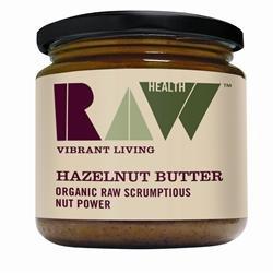Raw Health - Organic Spreads - Hazelnut Butter - 170g