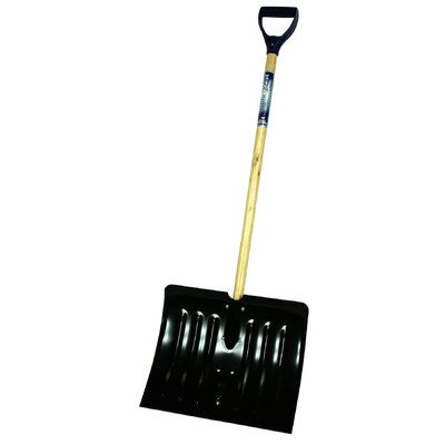 18'' Steel Snow Shovel [Set of 6]