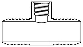 (Spears 1402-168 PVC 1-1/4