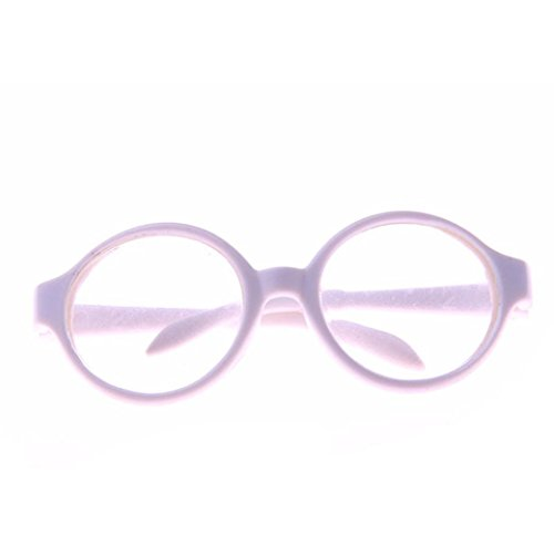 Amiley Cool Stylish Round Frame Glasses Sunglasses For 18 Inch American Girl Doll Perfect Gift - Glasses Boots Frames
