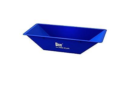 Bon 11-304 48-Inch by 24-Inch Pro Plus Steel Mortar Box