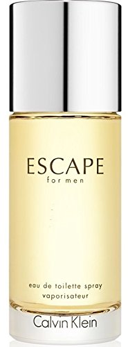 Escape for Men 3.4 fl. oz FREE-Two-Day-Delivery Eau De Toilette Spray ()