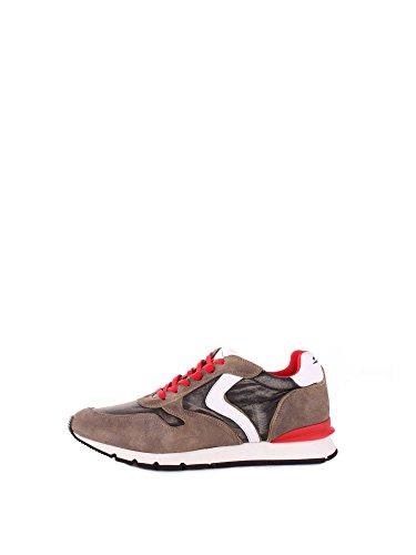 Uomo Militare Sneakers Blanche 72 2012255 Voile UwIvq7g
