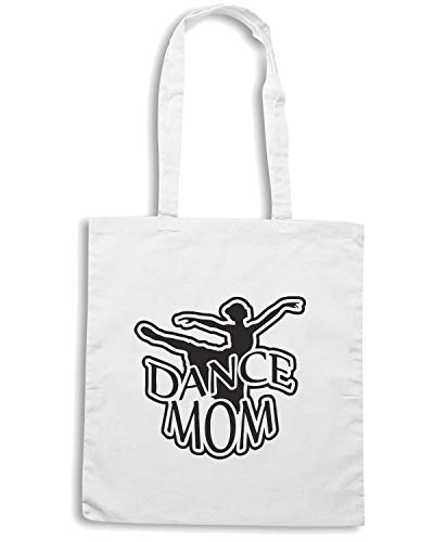 WALL Borsa 97426 DANCE OR WINDOW MOM Shopper FUN1145 3 Bianca UUq1aF