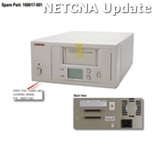 HP 169017-001 20/40-GB DDS4 Ext LVD SCS Compatible Product by NETCNA by NETCNA
