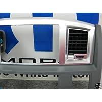 2006-2009 DODGE RAM GPS NAV DASH RADIO BEZEL MOPAR