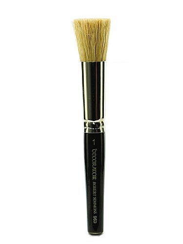Robert Simmons Series 960 Decorator Stencil Brush 1 in. by Robert Simmons