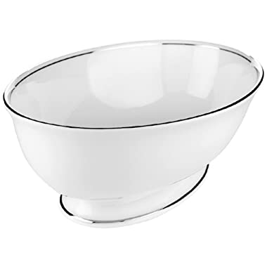 Lenox Federal Platinum Bone China Open Vegetable Bowl