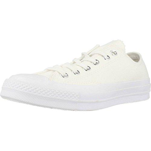 mono Bianco sneakers 70 OX CONVERSE 147071C uomo CT basse qv08w0P