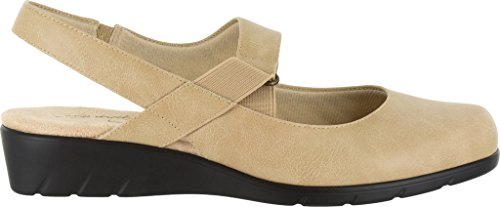 Stone Easy Chessa Women's Flat Synthetic Street rx6qH86Uva