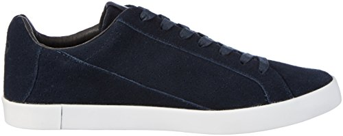 Herren Court Suede Total Low Top Cross Hummel Eclipse Blau UwqEOCxwd