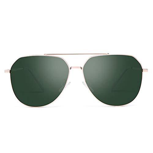 Driving Lunettes pour Or Soleil Frame Business Alliage Frame polarisées Hommes Mirror HQCC de Green 8IqdwSS