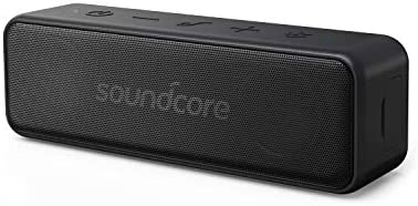 Anker Soundcore Motion B, Portable Bluetooth Speaker, with 12W Louder Stereo Sound, IPX7 Waterproof, and 12+ Hr...