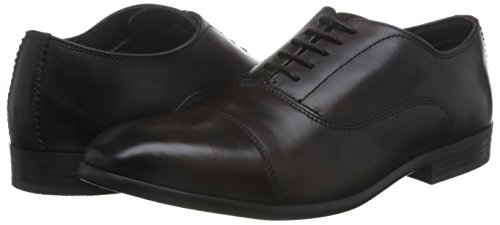 Base liscia Brown Oxford scarpe Richards formali pelle uomo London qBxqwORP