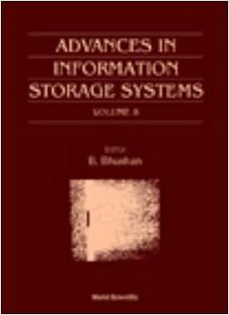 Advances in Information Storage Systems: v. 8 (Advances in Information Storage Systems)