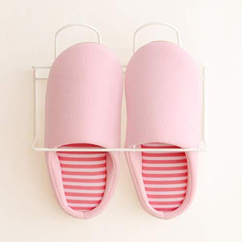 Mute Tempo Adatto Di Lianaio Cotone 38 Libero E Il Calde Uomini Pantofole Casa Per 37 Donne PqwICOUw