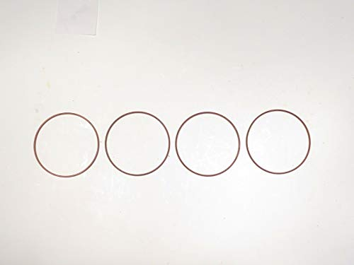 (EPC Cylinder Head Copper Sealing Rings Fits VW Beetle & GHIA 1192cc 36HP 1954-1960)