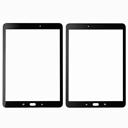 Samsung Galaxy Tab S2 9.7 SM-T810 WHITE  Front Glass OUTER  LENS TOUCH PANEL