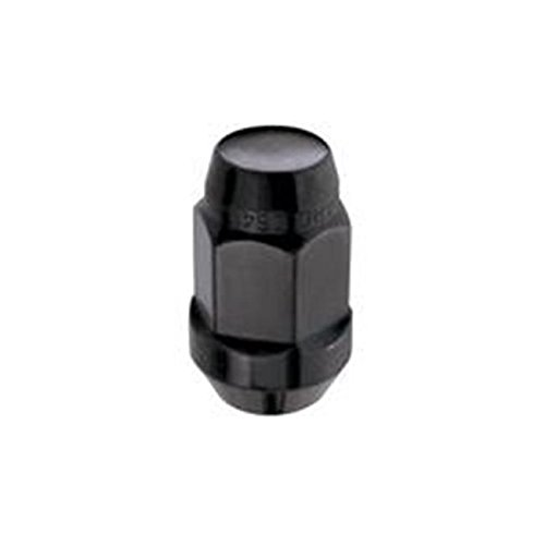 64074 Chrome Plated Lug Nut, Black from FastTackle