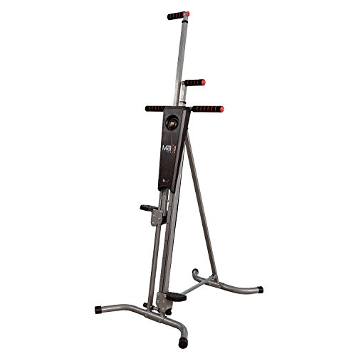 "MaxiClimber The original patented Vertical Climber, ""As Seen On TV"" Full Body Workout"