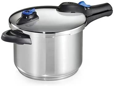 Member s Mark Dual Pressure Settings Pressure Cooker – 6.3 qt.